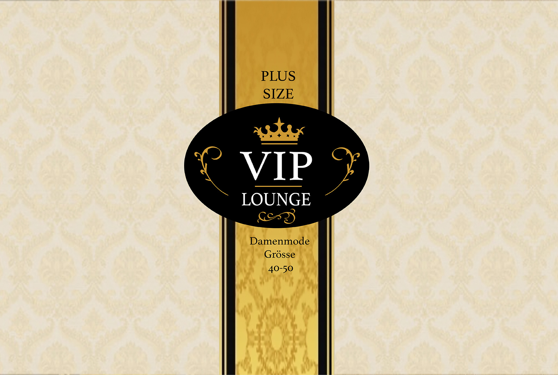 Fashion Plus Size VIP Lounge
